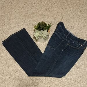 Gap 1969 Perfect Boot Jeans, Size 8 Average